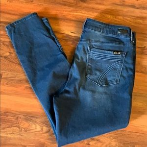 Seven 7 high rise skinny jeans